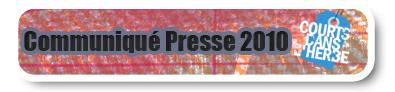 Communiqué de Presse 2010